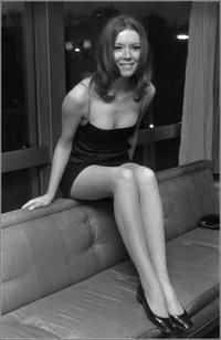 35. Diana Rigg