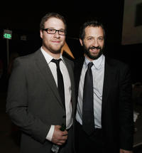 Seth Rogen and Judd Apatow