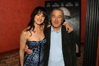 Juliette Lewis and Robert De Niro