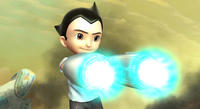 Astro Boy's Power Profile: Arm Cannons