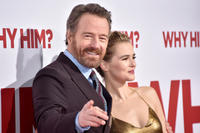 Bryan Cranston and Zoey Deutch