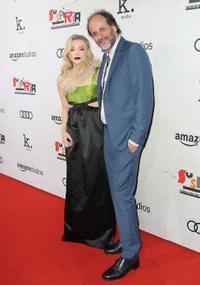 Chloe Grace Moretz and Luca Guadagnino