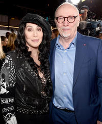 Cher and director Terry George