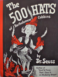 Book: The 500 Hats of Bartholomew Cubbins