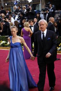 James Cameron, Suzy Amis