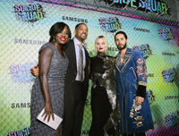 Viola Davis, Will Smith, Margot Robbie, Jared Leto