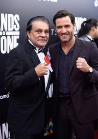 Roberto Duran and Edgar Ramirez