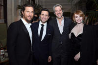 Matthew McConaughey, Edgar Ramirez, Stephen Gaghan and Bryce Dallas Howard