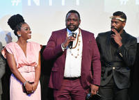 Teyonah Parris, Brian Tyree Henry and Colman Domingo