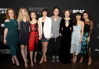 Liv Hewson, Elena Kampouris, Zoey Deutch, Ry Russo-Young, Kian Lawley, Halston Sage, Cynthy Wu and Medalion Rahimi