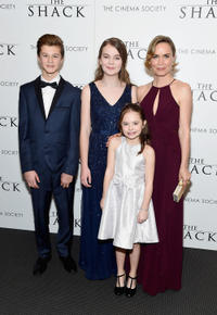 Carson Reaume, Megan Charpentier, Amelie Eve and Radha Mitchell