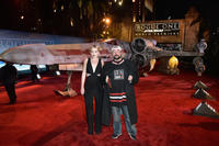 Harley Quinn Smith and Kevin Smith