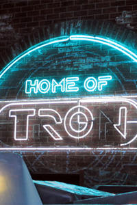 Tron: Past to Present