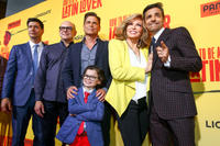 Ken Marino, Rob Corddry, Rob Lowe, Raphael Alejandro, Raquel Welch and Eugenio Derbez