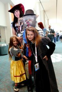 Comic-Con 2013: The Funniest and Weirdest