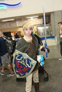 Comic-Con 2013: Costumes - Creepy, Kooky and...Cute Kids