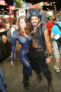 Comic-Con 2013's Hottest Guys and Gals