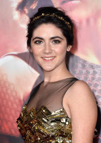 Hunger Games Catching Fire Isabelle Fuhrman