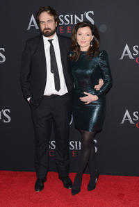 Justin Kurzell and Essie Davis