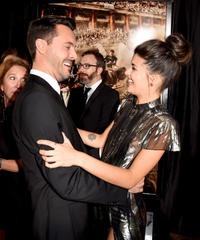 Jack Huston and Sofia Black-D'Elia