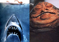 Jaws vs. Jabba the Hut
