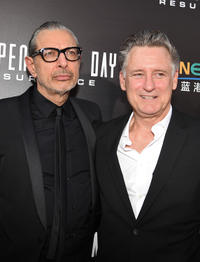 Jeff Goldblum and Bill Pullman