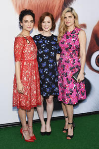 Jenny Slate, Ellie Kemper and Lake Bell
