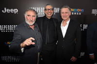 Judd Hirsch, Jeff Goldblum and Bill Pullman