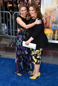 Kristen Bell and Melissa McCarthy