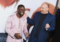Kevin Hart and Louis C.K.