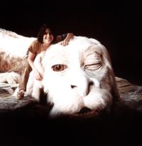 Falkor in The NeverEnding Story