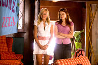 Anna Faris and Emma Stone in The House Bunny