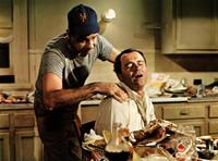 Walter Matthau and Jack Lemmon in The Odd Couple