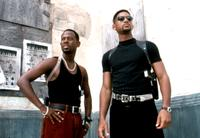 Will Smith and Martin Lawrence in Bad Boys