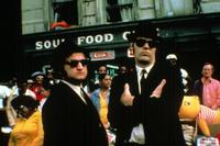 John Belushi and Dan Aykroyd in The Blues Brothers