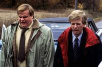 Chris Farley and David Spade in Tommy Boy