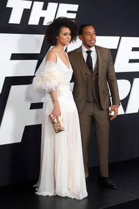 Nathalie Emmanuel and Ludacris