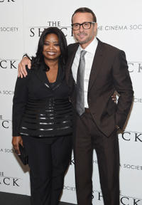 Octavia Spencer and Tim McGraw