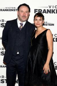 Paul McGuigan and Natasha Noramly