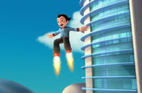 Astro Boy's Power Profile: Rocket Boots