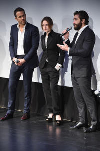 Ryan Reynolds, Rebecca Ferguson and Jake Gyllenhaal
