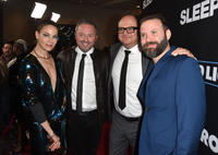 "Michelle Monaghan, executive producers Judd Payne and Peter Lawson and director Baran ""Bo"" Odar"