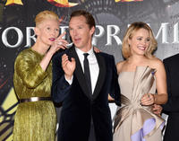 Tilda Swinton, Benedict Cumberbatch and Rachel McAdams