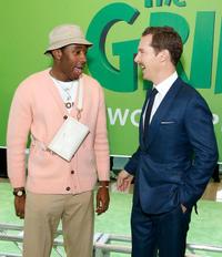 Tyler, The Creator and Benedict Cumberbatch