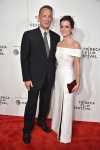 Tom Hanks and Emma Watson