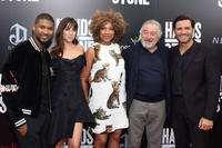 Usher, Ana de Armas, Grace Hightower, Robert De Niro and Edgar Ramirez