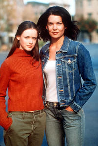 Alexis Bledel: The Gilmore Girls (2000-2007)