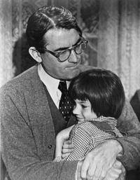 1. Gregory Peck in