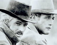 Robert Redford and Paul Newman in