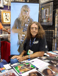 Comic-Con '08: The Man Behind Chewie